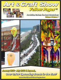 Art & Craft Show Yellow Pages